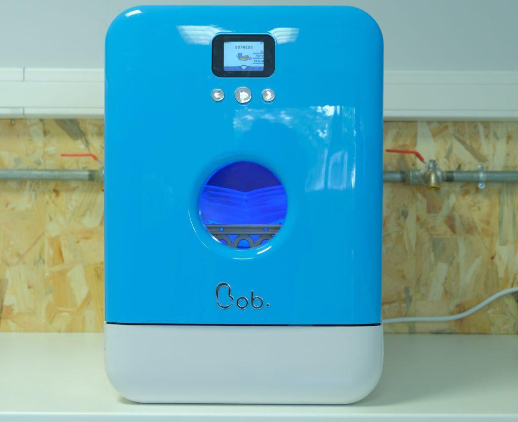 Bob le mini lave vaisselle UV adapter lutte corona virus