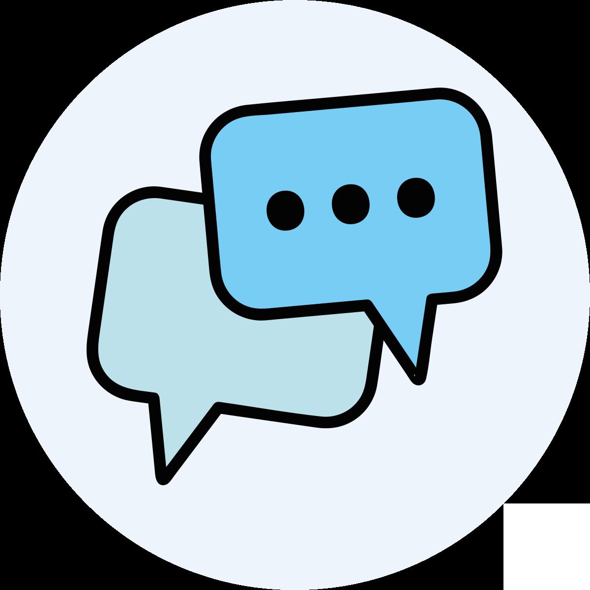 Icon Chat Ambassadeur